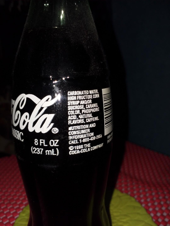 Coca Cola bottle 1 可口可樂
