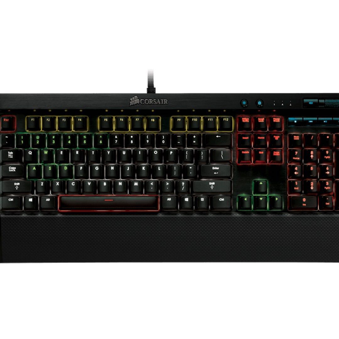 c79710246a8 Corsair Vengeance® K70 RGB (Limited Edition) Mechanical Gaming Keyboard —  Cherry MX Red, Electronics, Computer Parts & Accessories on Carousell