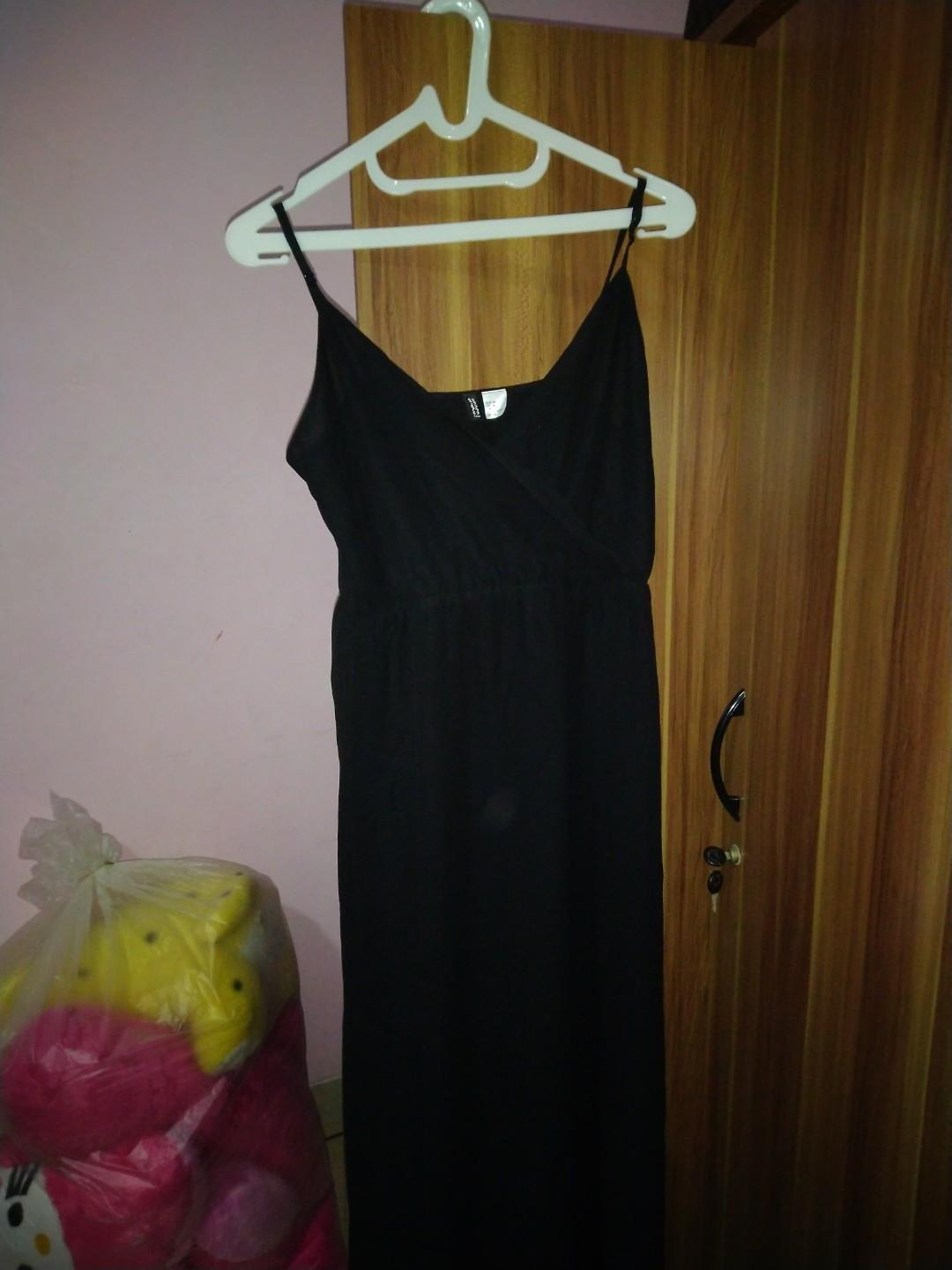 Dress Hitam H&M