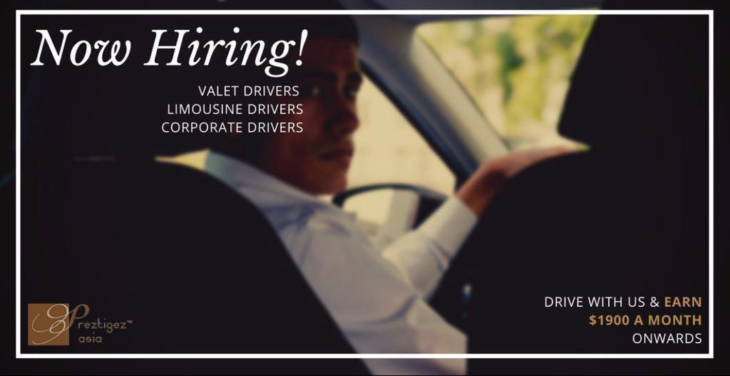 Driver Part or Full time