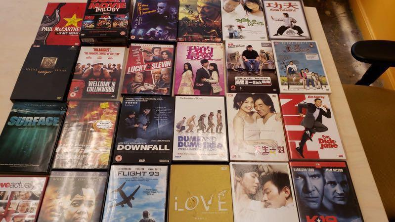 DVD, Blu-ray , have a lots to choose