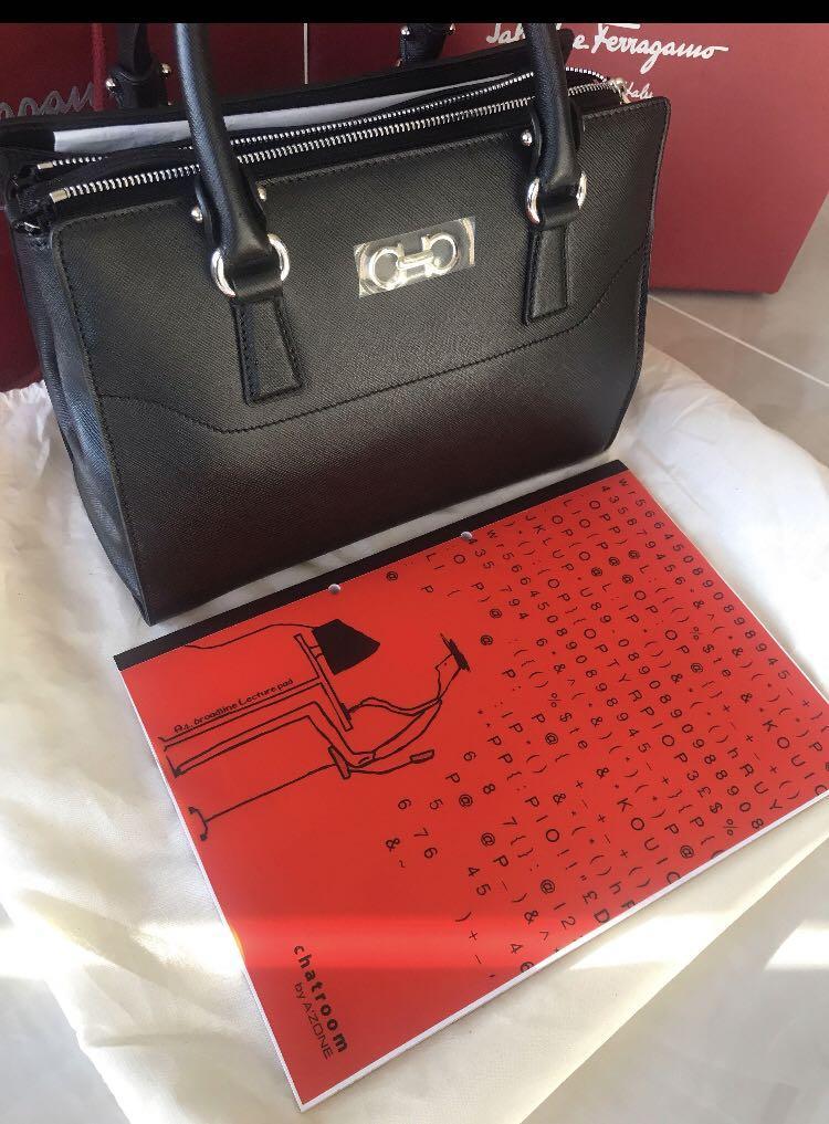 Ferragamo Beky Tote Bag
