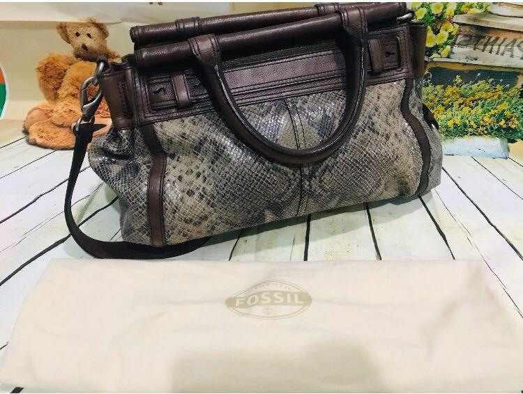 Fossil authentic