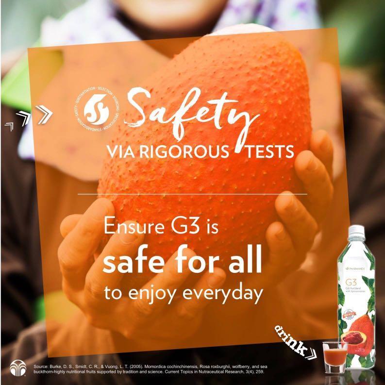 G3 (Anti-oxidant Drink Juice)