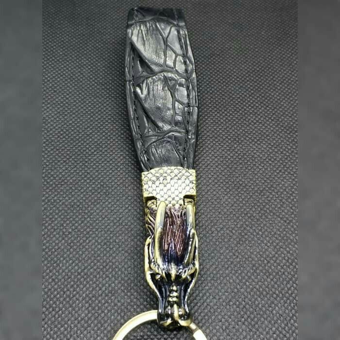 Gantungan kunci harley davidson mirror