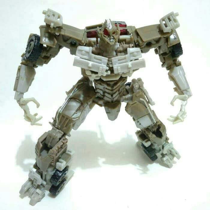 Hasbro transformers dotm voyager megatron