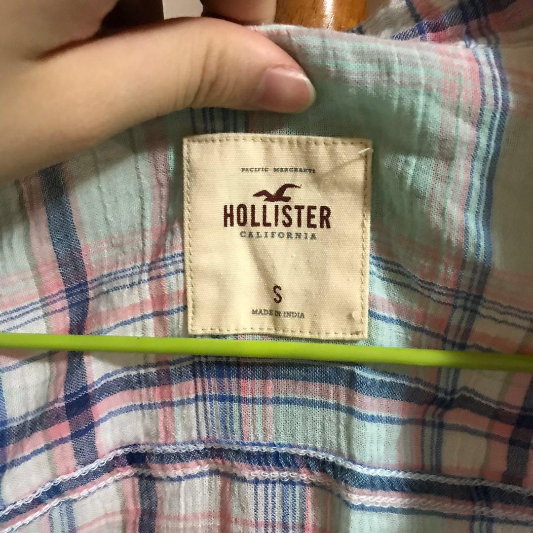 Hollister襯衫 罩衫