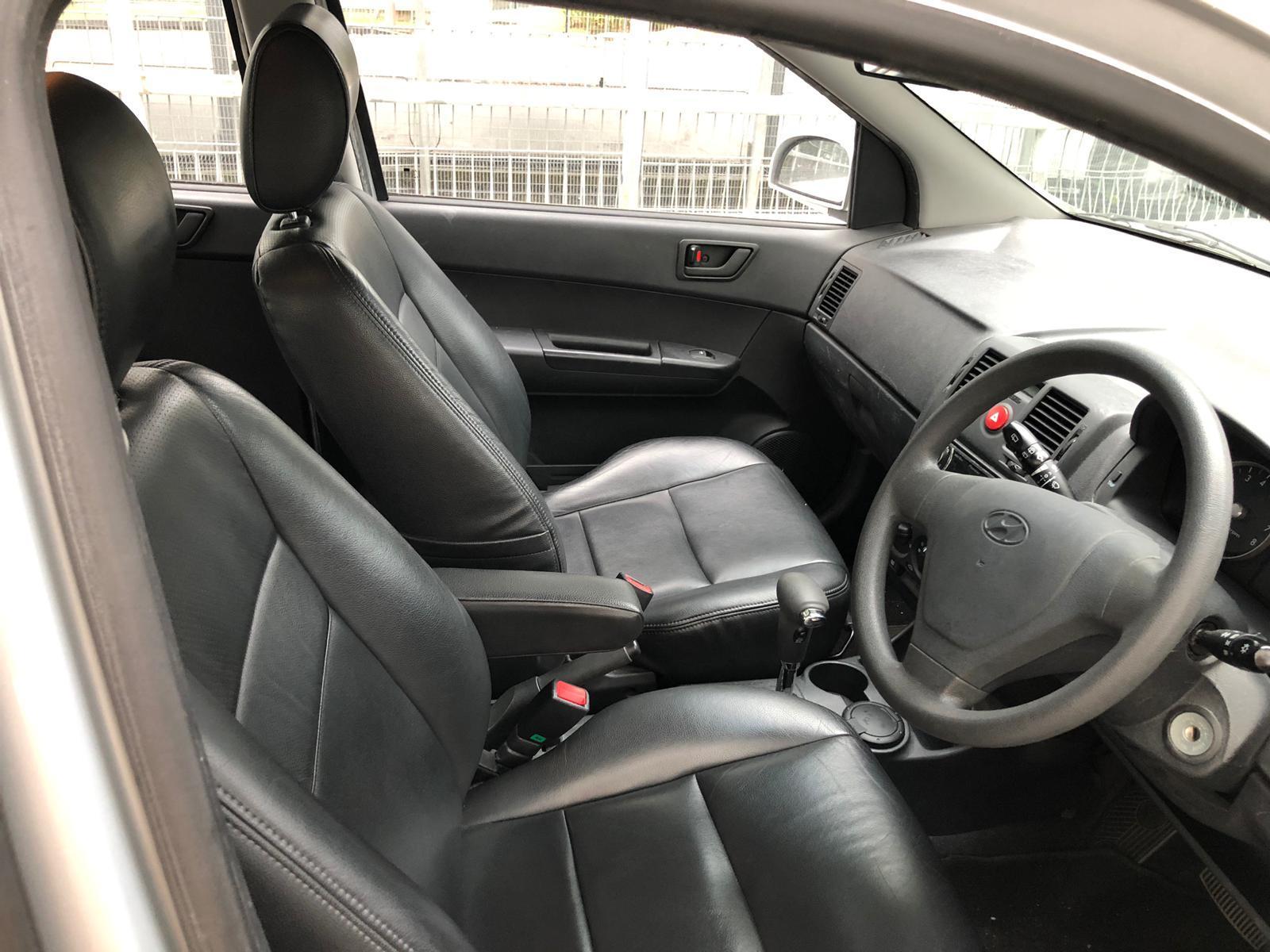 Hyundai Getz 1.3a rent cheap for PHV n personal use.