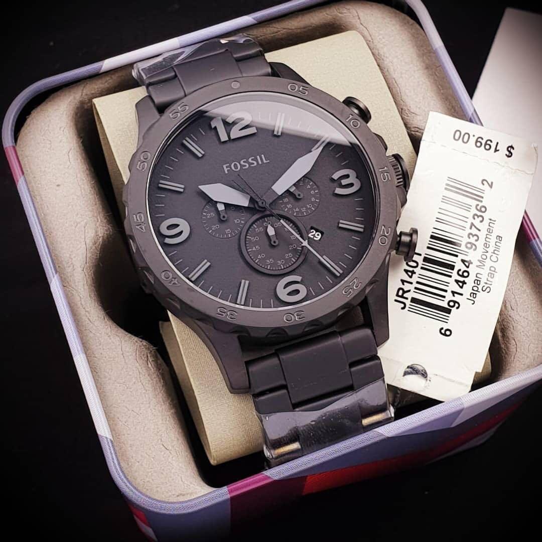 Jam Tangan Fossil original 💯% Diameter 4,7 cm
