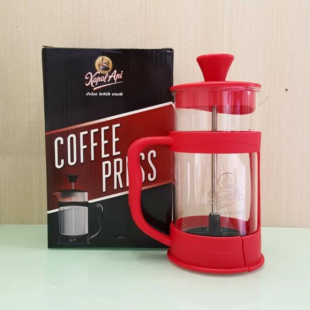 Kapal Api Coffee Press