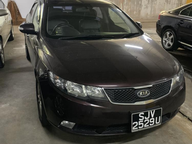 Kia Cerato Forte 1.6 EX Manual