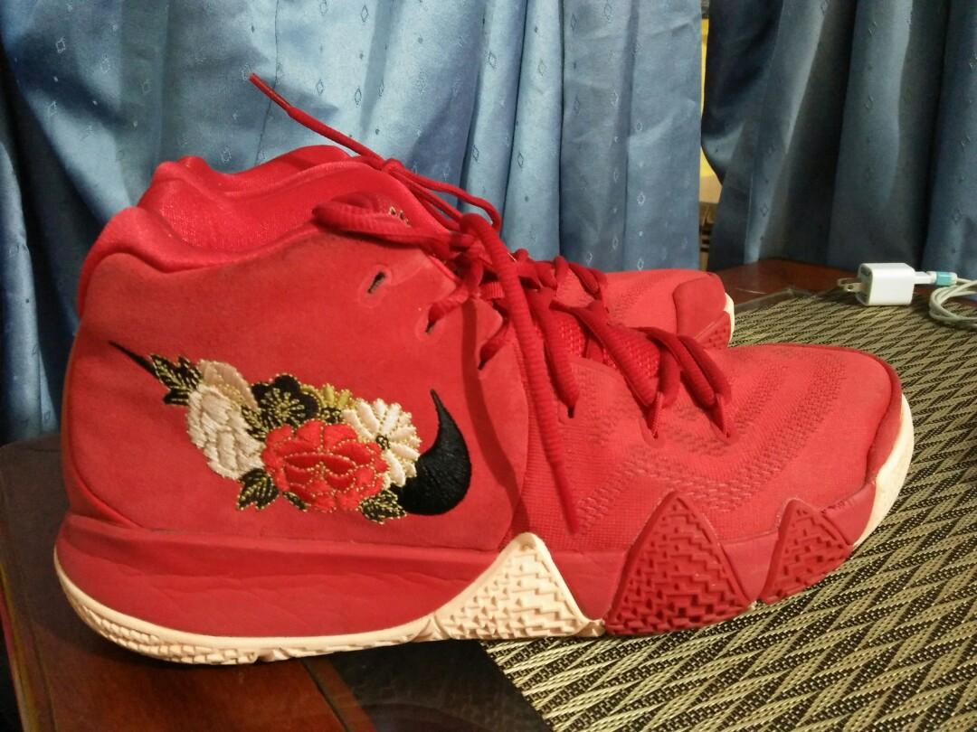 cheap for discount 74757 0c6df KYRIE 4 CHINESE NEW YEAR on Carousell