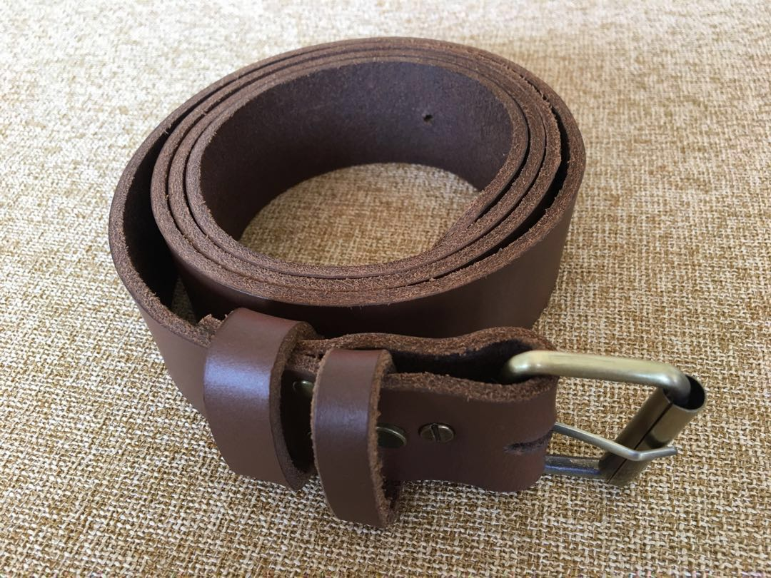 44582f804 Left 3 pcs. at this price. Leather belt (genuine leather)