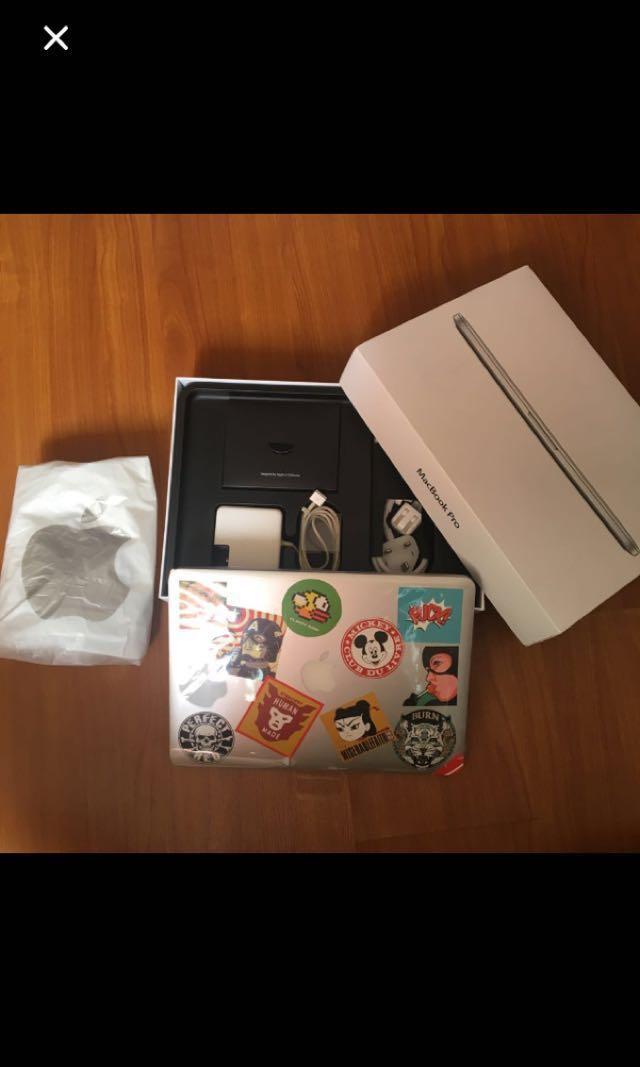 Macbook pro retina 13 inch late 2013