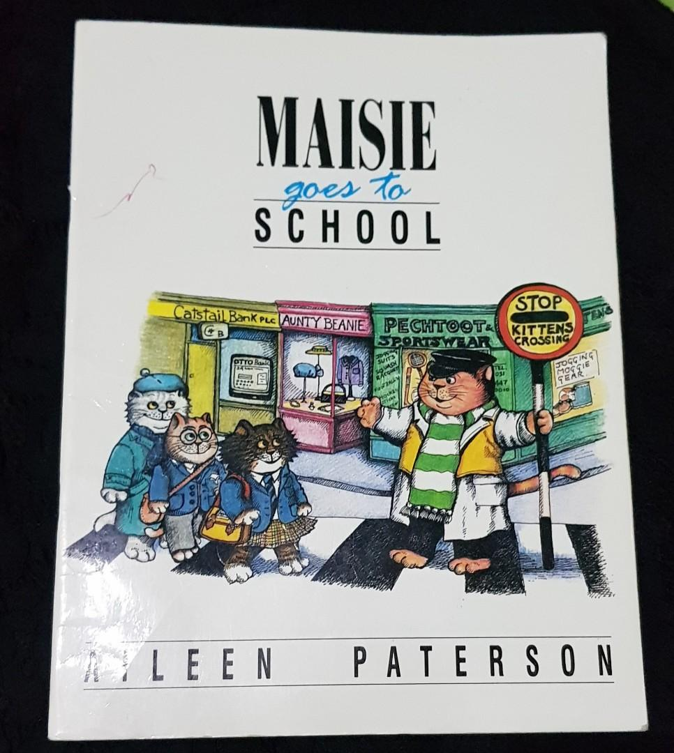 Maisie goes to school on Carousell