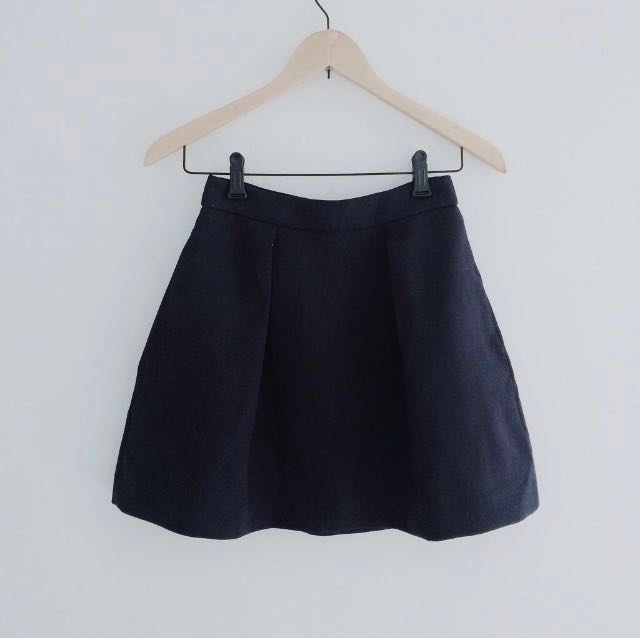 b5fa898b4 Mango MNG Suit Navy Blue Waisted Skirt #endgameyourexcess, Women's Fashion,  Clothes, Dresses & Skirts on Carousell