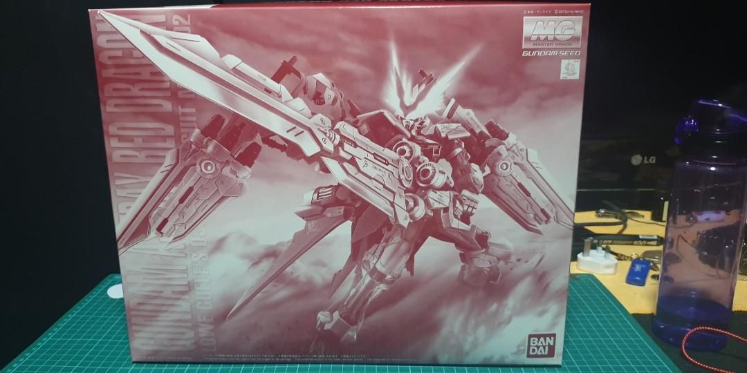 MG Destiny Gundam ASTRAY RED DRAGON MBF-P02 1/100 LIMITED EDITION RELEASE 2ND BATCH ON APRIL
