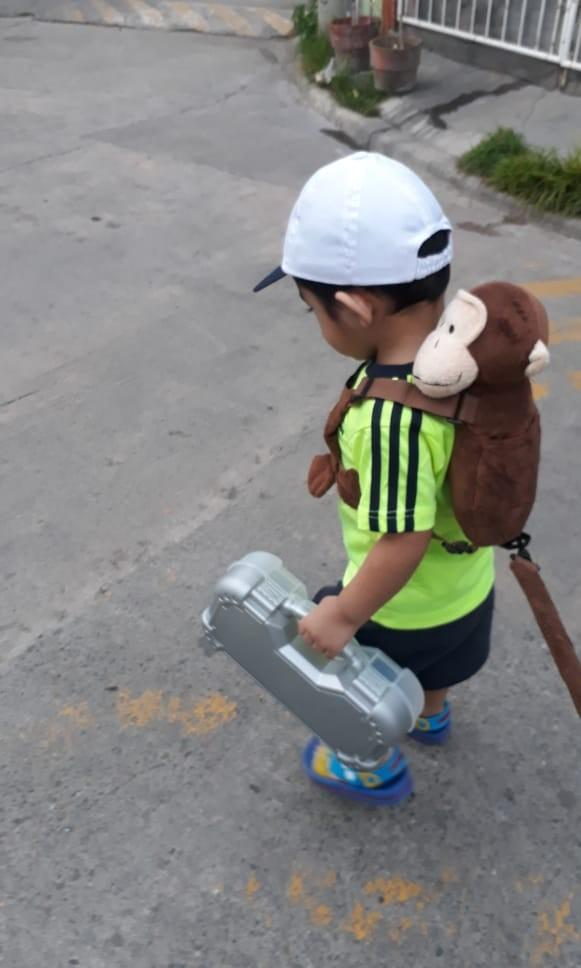 Monkey Safety Harness