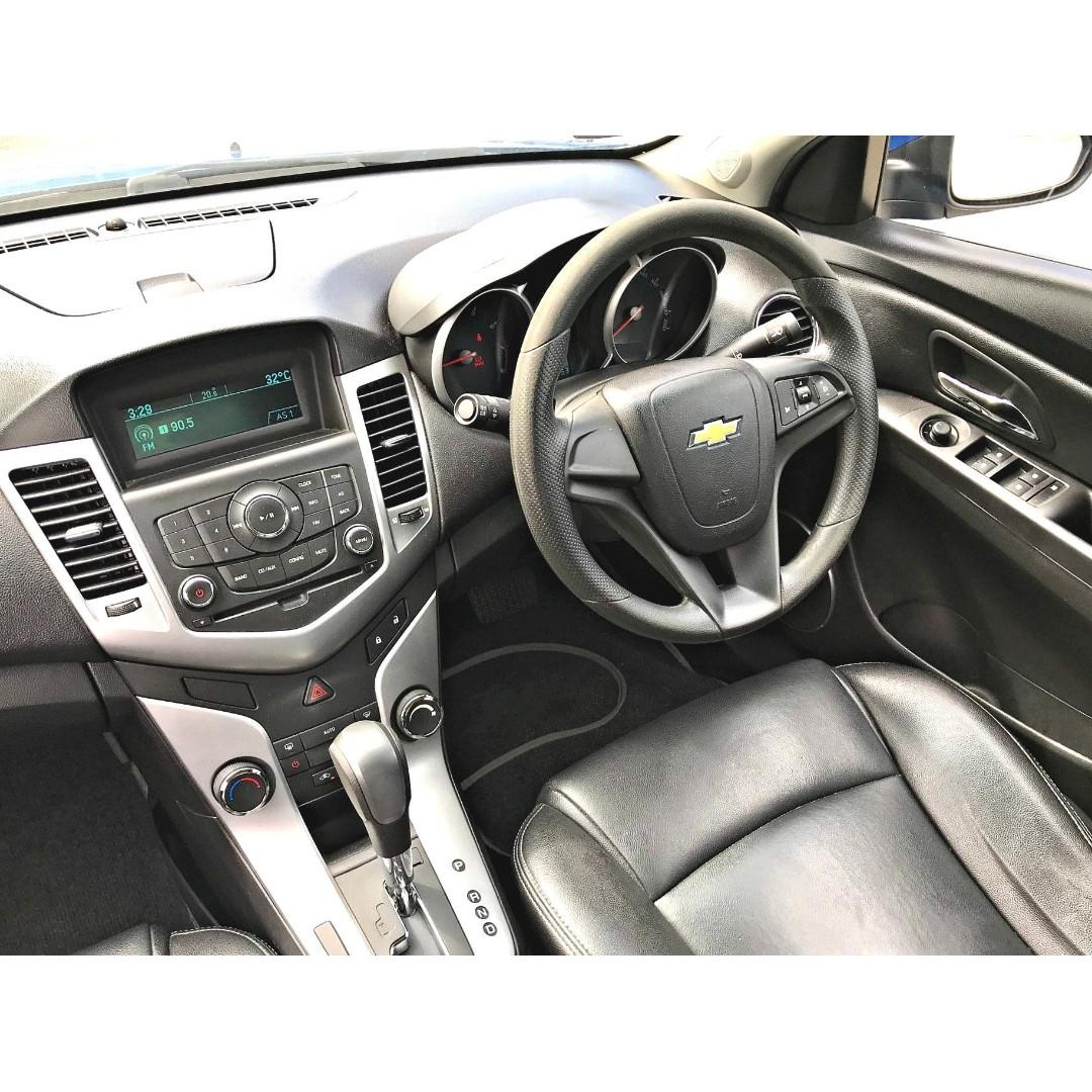 [MONTHLY] [$53 PER DAY] SEDAN FOR LEASING [CHEVROLET CRUZE 1.6A]