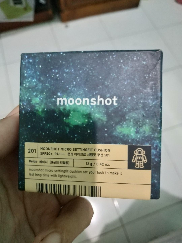 Moonshot cushion refill