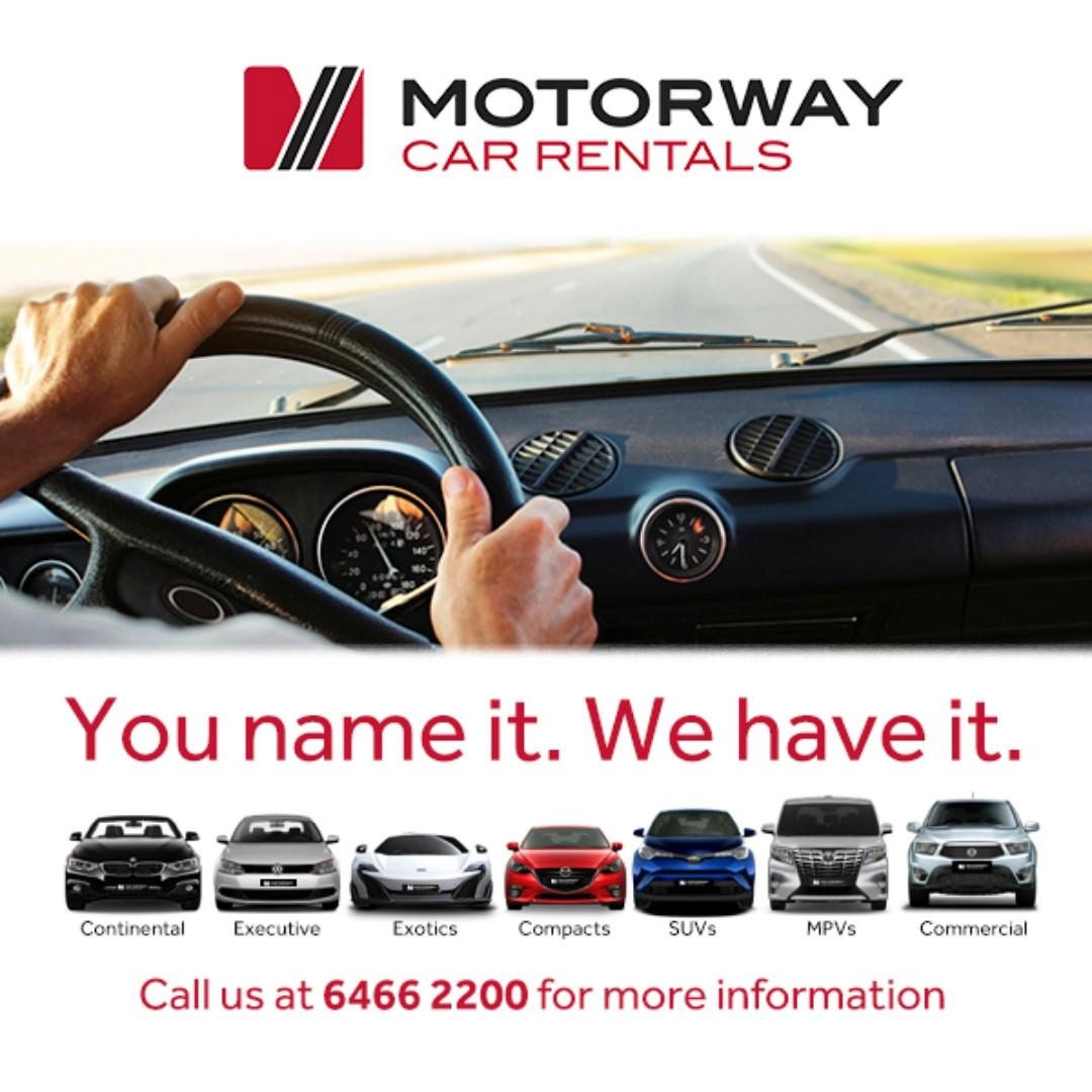 @motorway.rentals - Hari Raya Rental Deals!