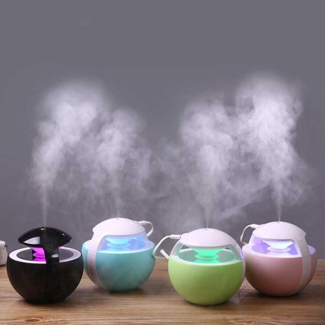 Night Light Elf Aromatherapy Air Humidifier 450ml