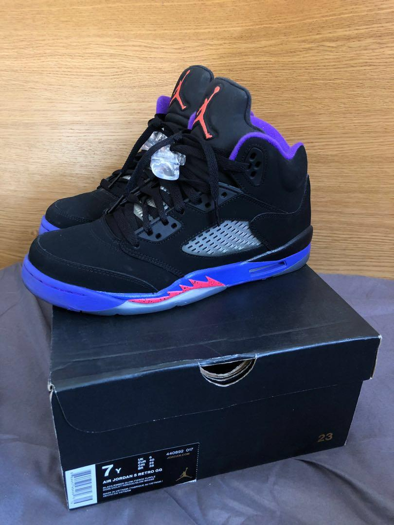 "Nike Air Jordan 5 Retro ""Raptors"""