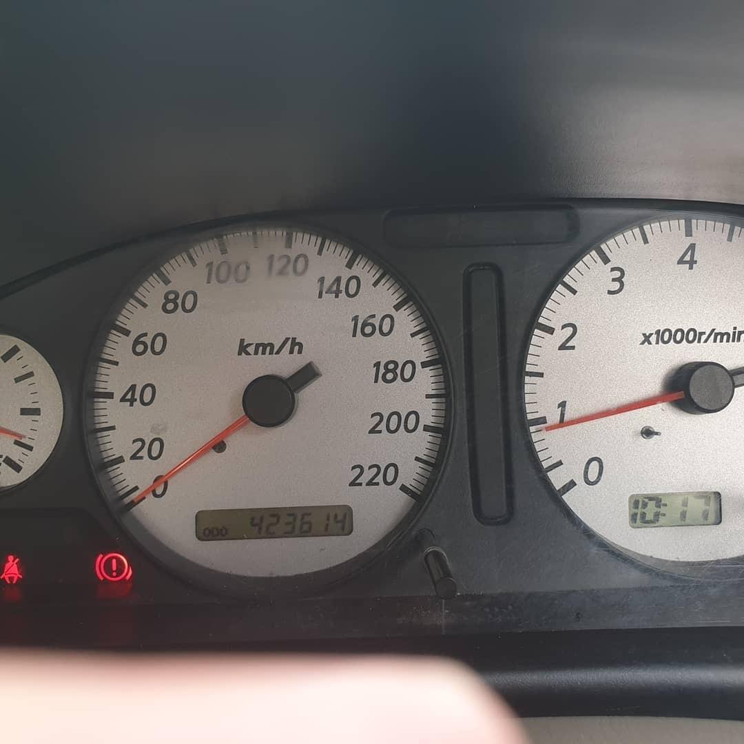 Nissan sunny 1.6GL M/T tahun 2006