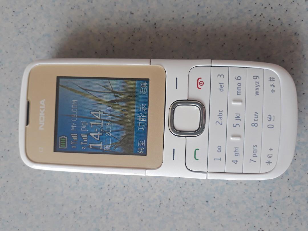 Nokia C2-00(ori FINLAND)