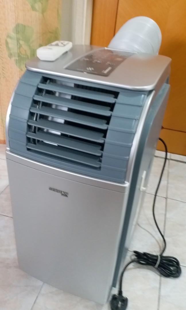 德國寶移動冷氣機抽濕暖氣PAC-10p