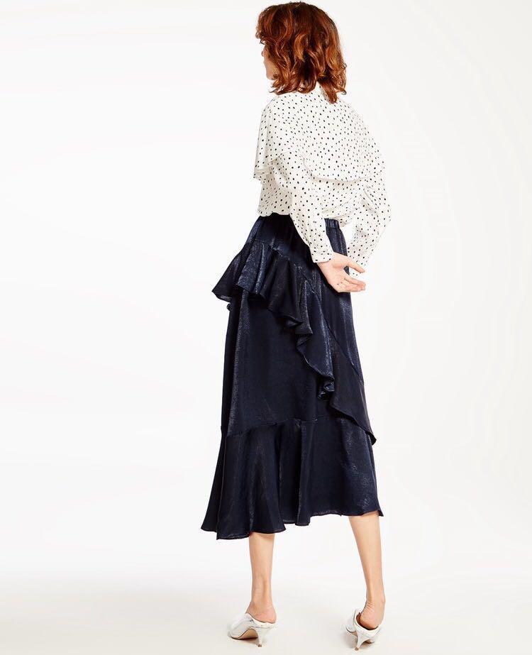 Pomelo Ruffle Skirt