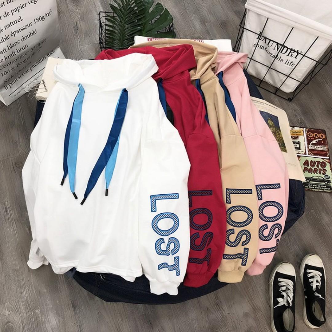 •[Preorder] Pullover/Hoodie LOST (Uni-Sex)•  #TW0005