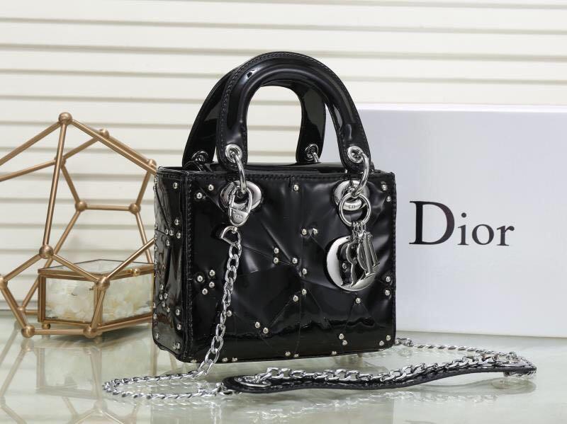 e59c8a7184a05 Ready Stock High Grade Quality Lady Dior Mini Bag, Women's Fashion ...