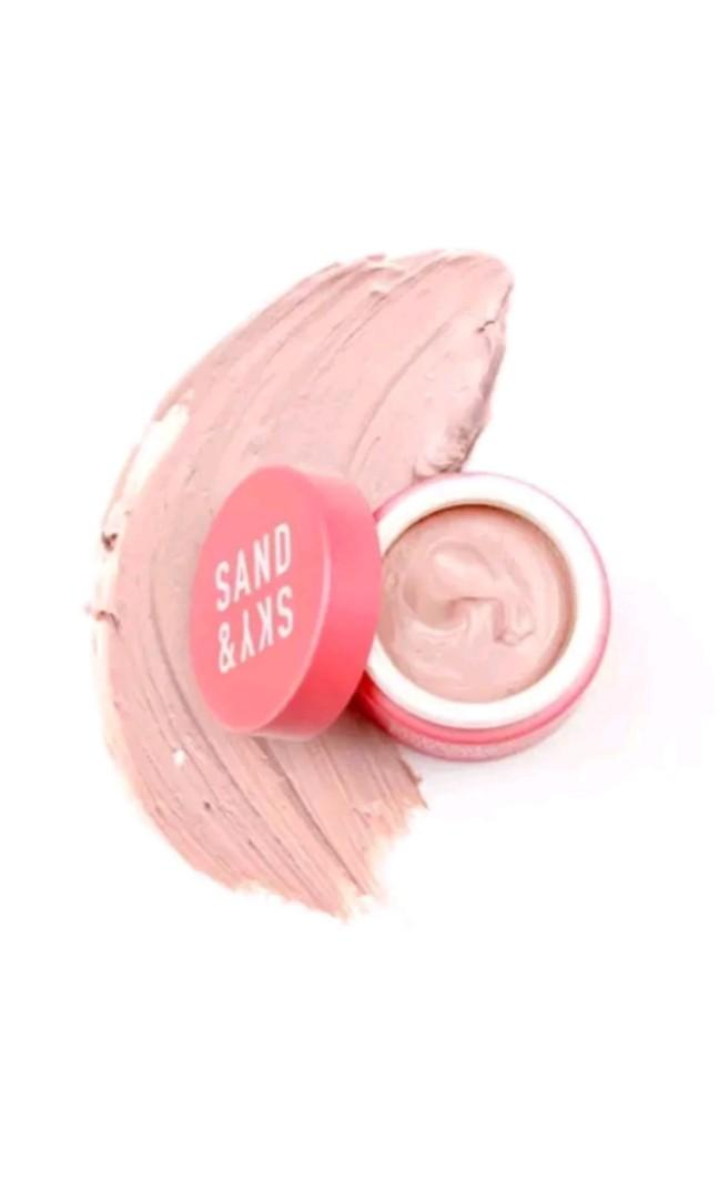Sand And Sky Brilliant Skin Australian Purifying Pink Clay Face Mask
