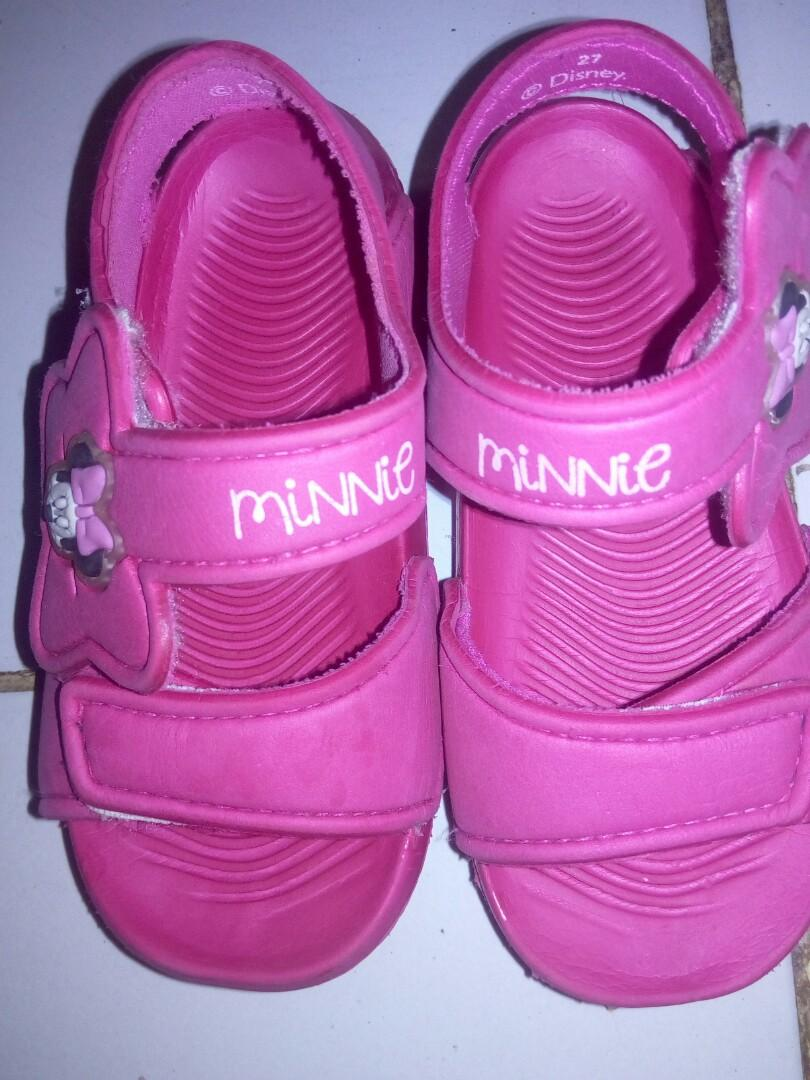 Sendal sepatu disney kids