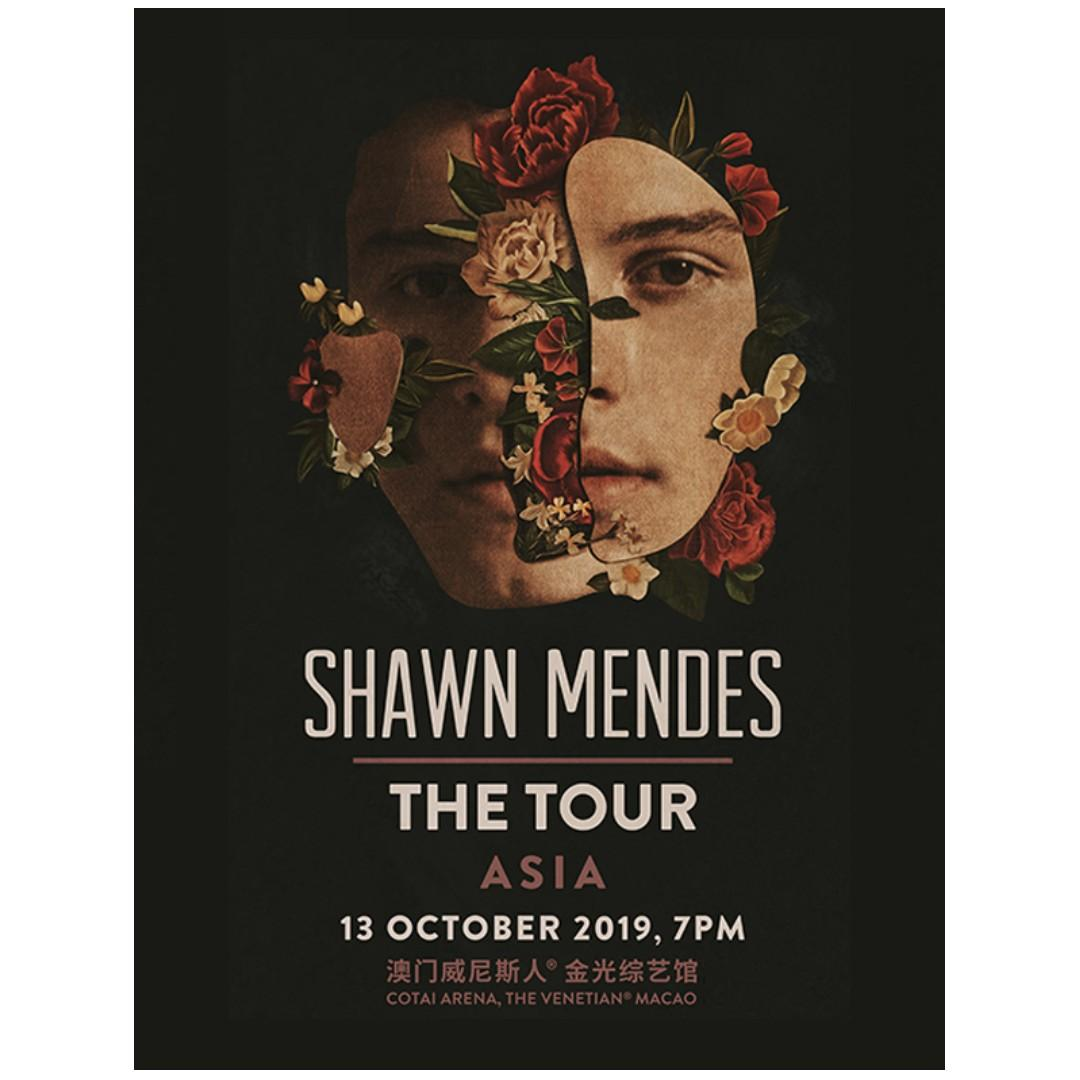 SHAWN MENDES: THE TOUR 2019 MACAO