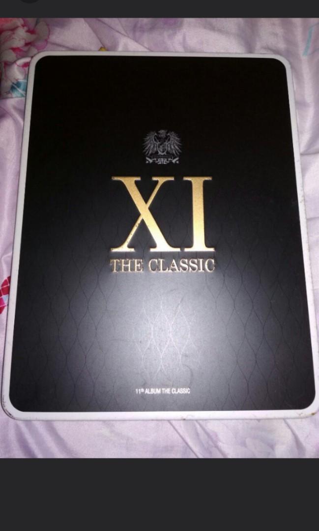 (🆓SHIPPING!) SHINHWA 11th Album The Classic Limited Edition
