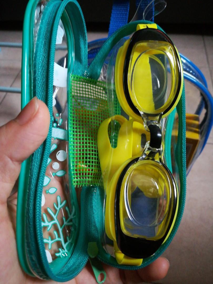 韓國SPURT小童泳鏡