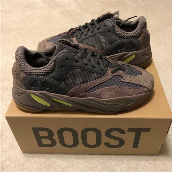 online retailer 17192 b761c STEAL) Yeezy 700 Mauve, Men's Fashion, Footwear, Sneakers on ...