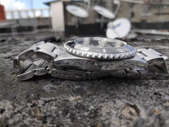 Steinhart Ocean One 42mm Ceramic Black Dial Diver Watch