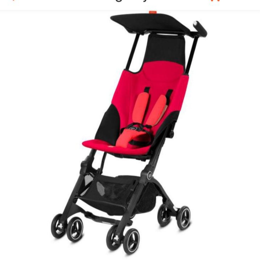 Stroller Pockit GB Murah Stroler Cabin Size Kereta Dorong Anak Bayi