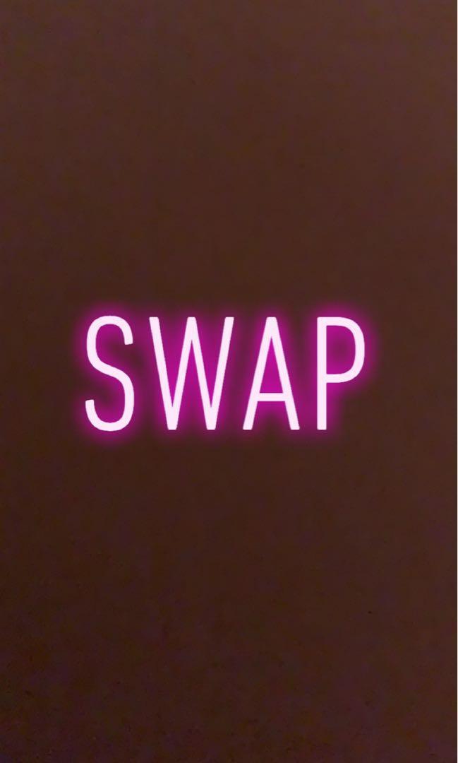 Swap in Sydney #swapau