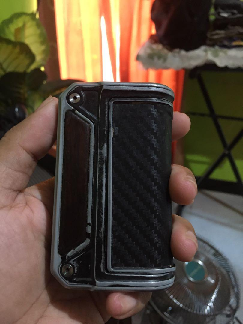 Therion DNA 75 vape
