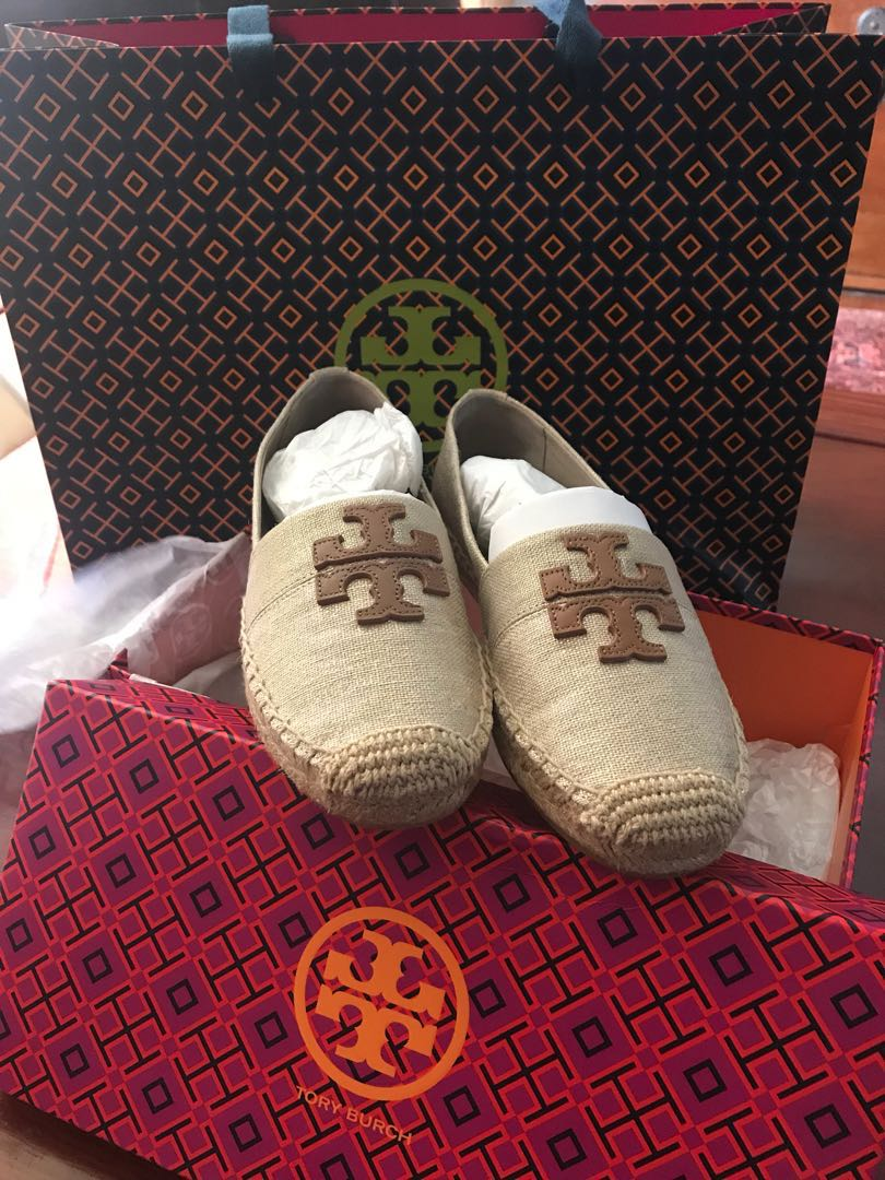 2d44c0f4a Tory Burch Weston Flat Espadrille, Women's Fashion, Shoes, Flats ...