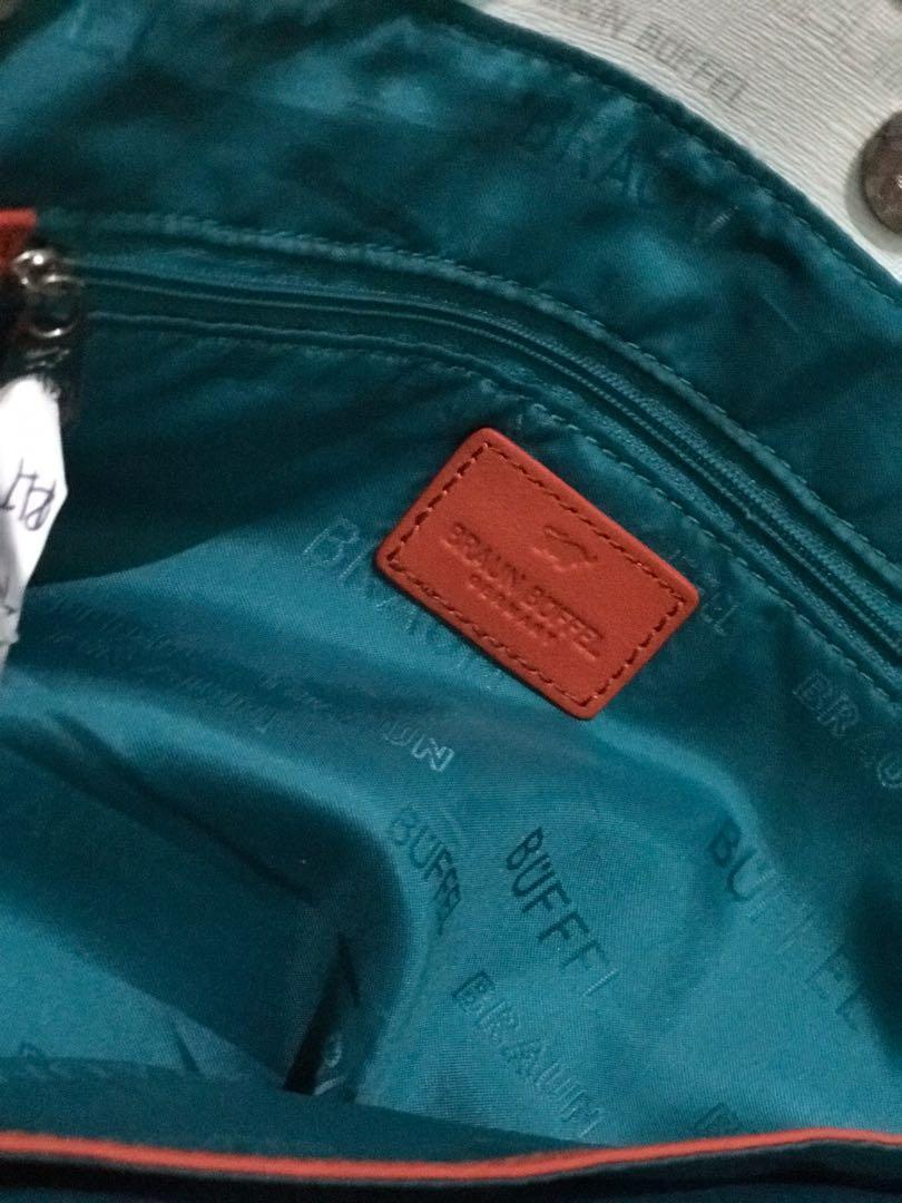 Tote Bag Braun Buffel Original
