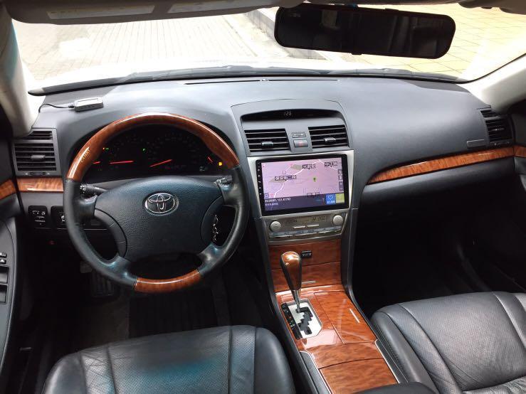 世界公認妥善率最佳的車型Toyota Camry