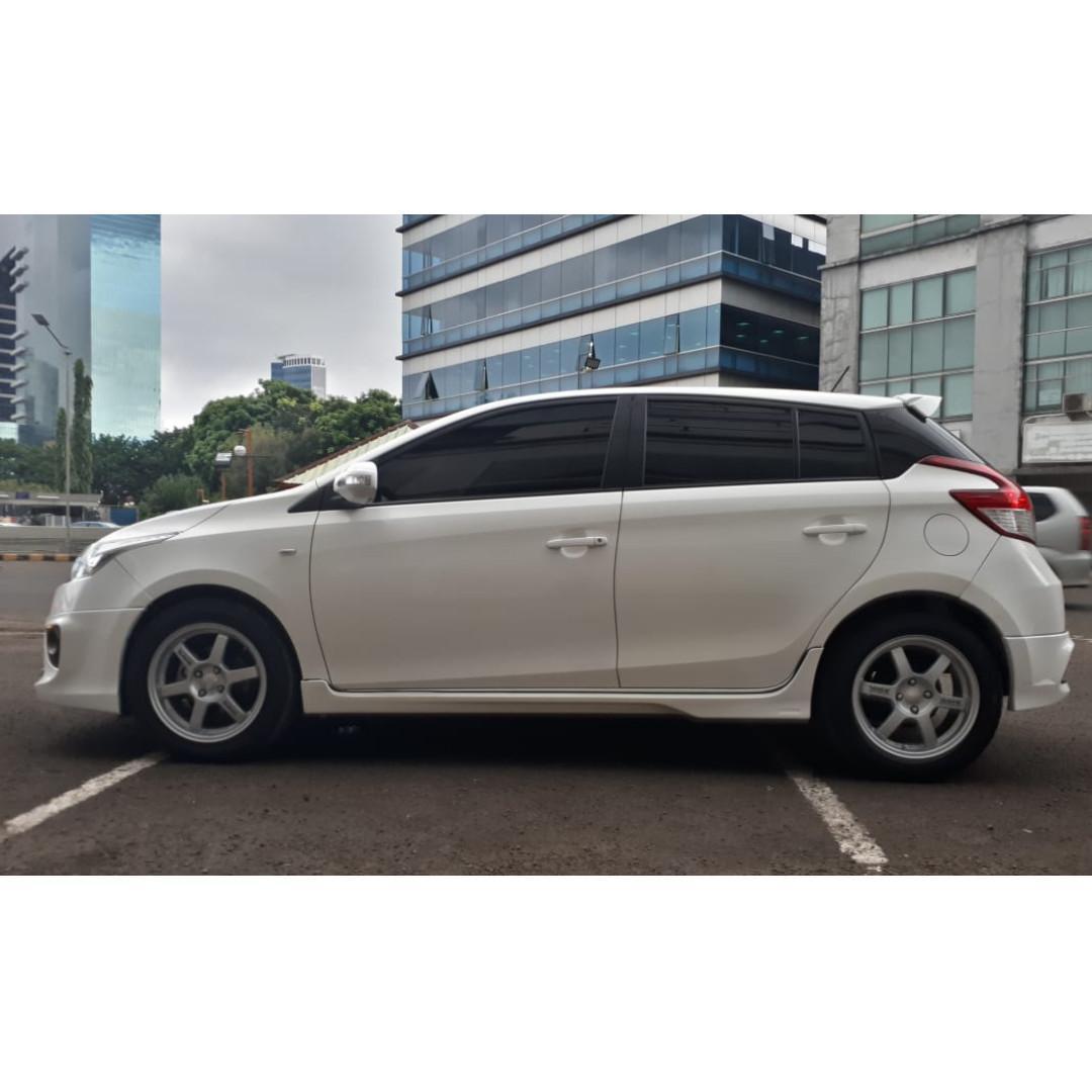 Toyota Yaris 1.5 G a/t 2015 TERMURAH