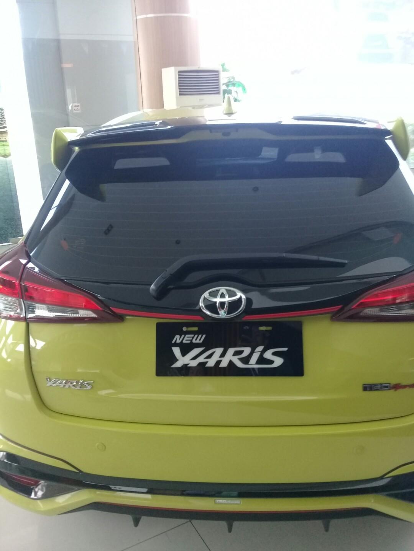 Toyota yaris cvt TRD