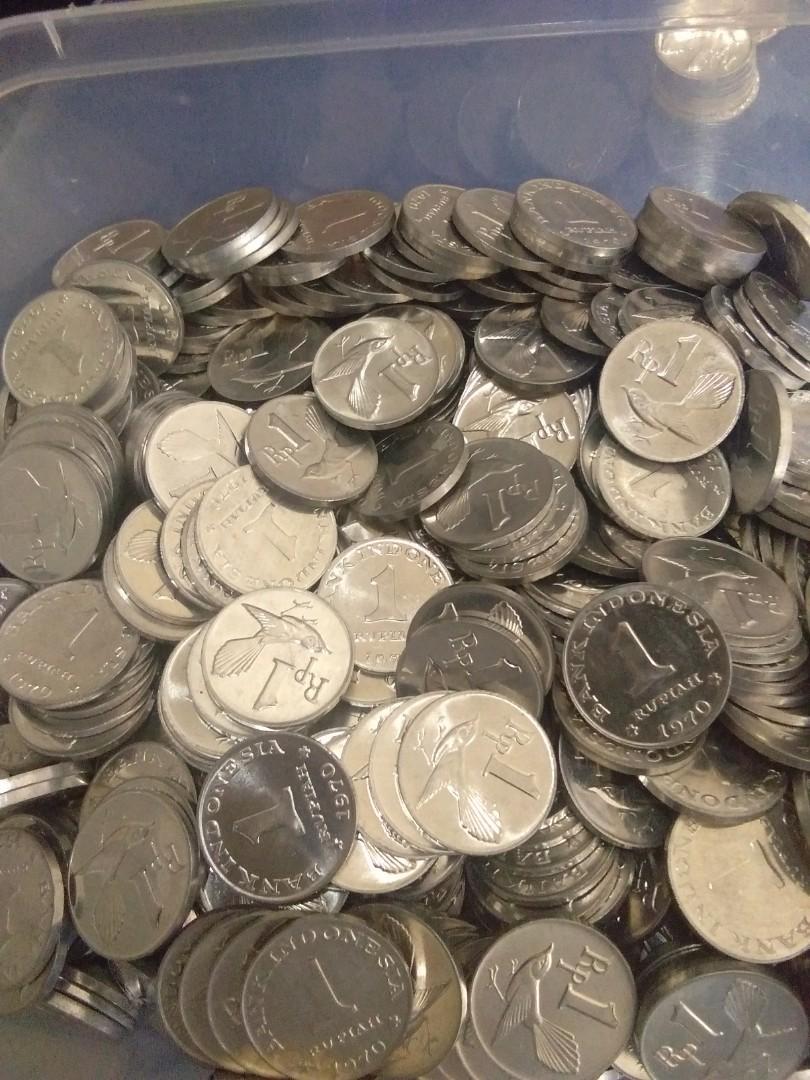 Uang kuno materi mahar
