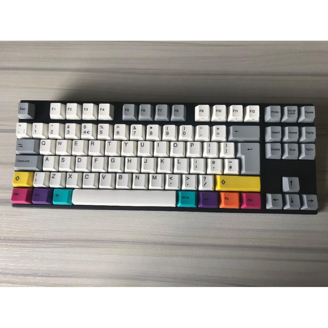 Varmilo CMYK Mechanical Keyboard (UK Layout)